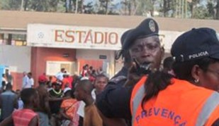 As imagens da tragédia em Angola