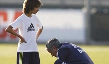 Mourinho já não tem de lhe atar os atacadores, mas...