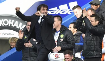 Conte(m) com o novo Chelsea