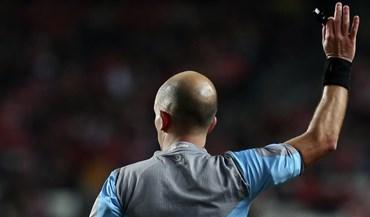 32 árbitros agredidos só esta época