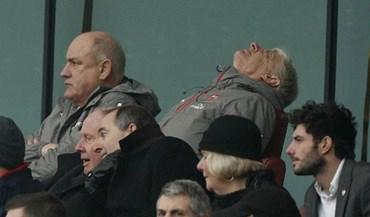 Equipa de Marco Silva já fez Wenger (na bancada) ir ao desespero