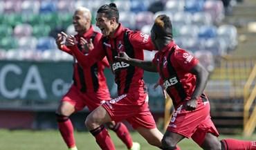Fafe-Olhanense, 1-2: Algarvios vencem mas continuam na última posição