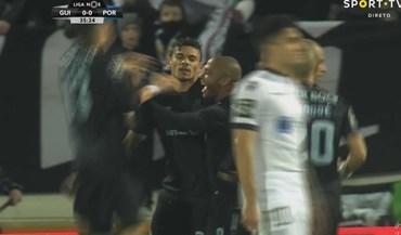 Soares não celebrou no regresso a Guimarães