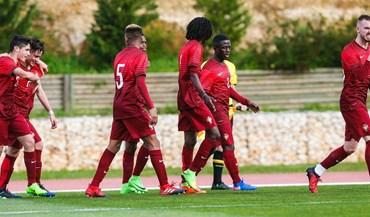 Portugal soma segunda vitória em dois jogos no Algarve