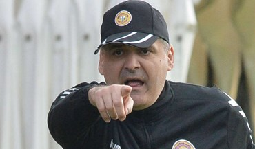 Predrag Jokanovic: «Não conseguimos jogar da forma delineada»