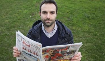 Bruno Rodrigues: «Tive sorte com o Diogo Jota»