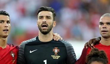 Ronaldo, Rui Patrício e Pepe candidatos a jogadores do ano na gala Quinas de Ouro