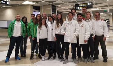 Portugal presente com nove ginastas no Azerbaijão