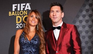 Messi e Antonella preparam boda em dose dupla