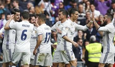Real Madrid-Espanyol, 2-0