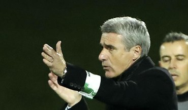 Luís Castro: «Dou os parabéns aos meus jogadores... e ao Patrício»
