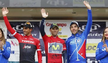 Um segundo de vantagem bastou para Alejandro Valverde vencer na Andaluzia