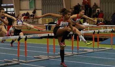 Marisa Vaz Carvalho iguala recordejúnior nos 60 metros barreiras em pista coberta