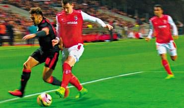 Casos do Sp. Braga-Benfica: erro grave mancha atuação do árbitro