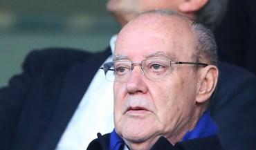 Pinto da Costa: «Estamos mais fortes do que quando eliminámos a Roma»
