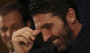 Buffon sobre André Silva: «Atingir o seu sonho? Desde que passemos nós a eliminatória»