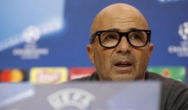 Sampaoli: «Temos de atacar muito mais do que o Leicester»
