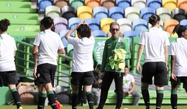 Jogadores do Sporting querem casa cheia e Bruno de Carvalho no jogo com o Braga