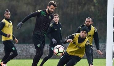 Tondela vence Tourizense por 4-0 em jogo de preparação