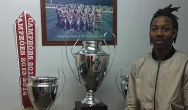 Diogo Tavares contratado ao Vilafranquense