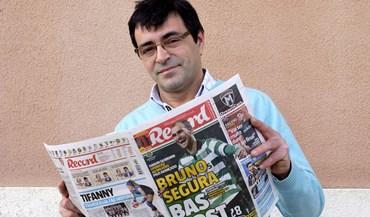 Luís Viegas mata jejum