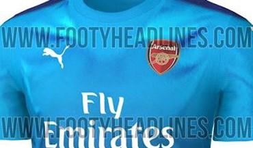 Serão estes os novos equipamentos do Arsenal?