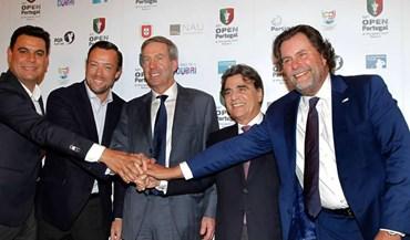 Assinado o protocolo que viabiliza regresso do Open de Portugal ao European Tour