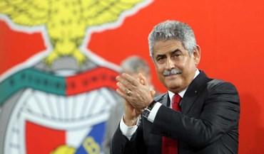 Luís Filipe Vieira sublinha gestão à Benfica: «Mais resultados e menos conversa»
