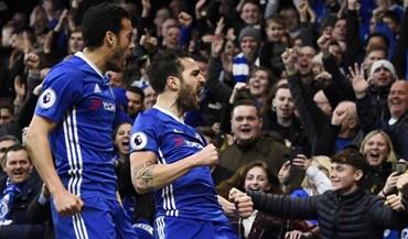 Armada espanhola garante novo triunfo do Chelsea
