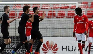 Benfica derrotado em Coimbra