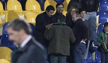 Bruno de Carvalho e Madeira Rodrigues... à distância