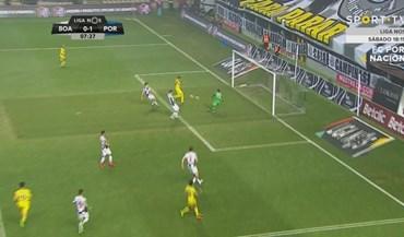 Soares marcou mas quem deu nas vistas foi Óliver