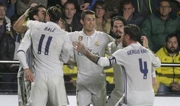 Villarreal-Real Madrid, 2-3