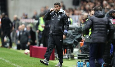 Rui Pedro Silva: «Podíamos ter marcado mais»