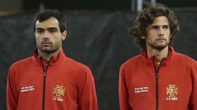 Portugal-Israel, 5-0: Pedro Sousa e Frederico Silva contentes com triunfos arrasadores