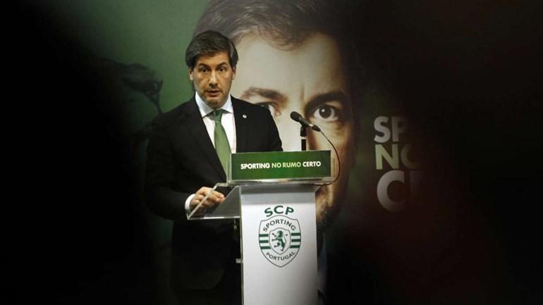 Bruno de Carvalho: «Não tenho nenhuma casa na Quinta do Patinho, Patino, Partino...»