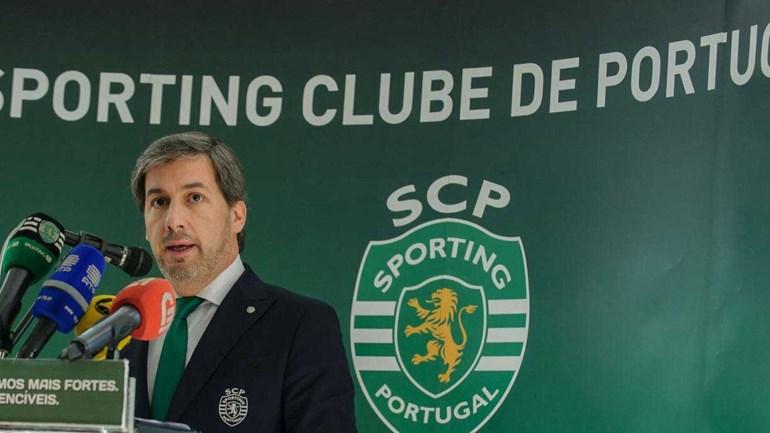 Bruno de Carvalho reage às palavras de Palhinha