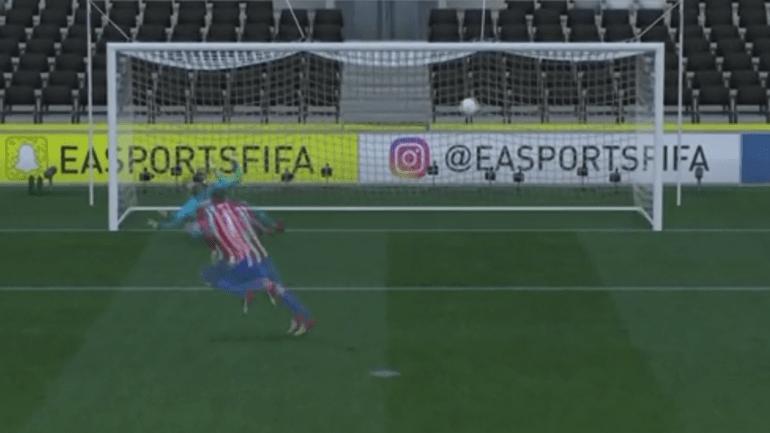 Sabe como não falhar um penálti no FIFA 17?