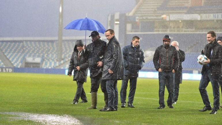 Nantes de Sérgio Conceição vê jogo adiado devido ao mau tempo
