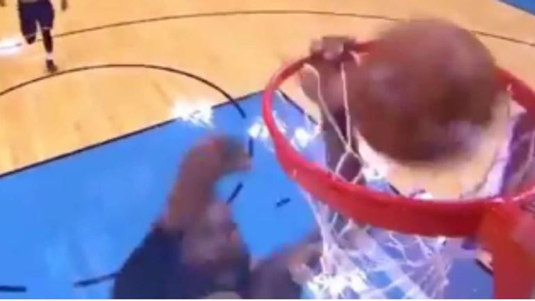 Veja esta perdida incrível de LeBron James