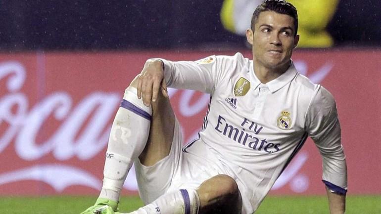 Fui mais jogador do que Cristiano Ronaldo