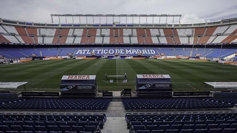 Final da Copa do Rei será disputada no estádio Vicente Calderón