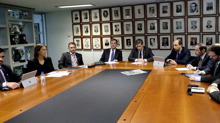 Sporting justifica adiamento de reunião com a presença de Paulo Pereira Cristóvão