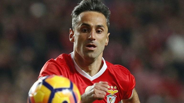 Jonas quer jogar em Braga