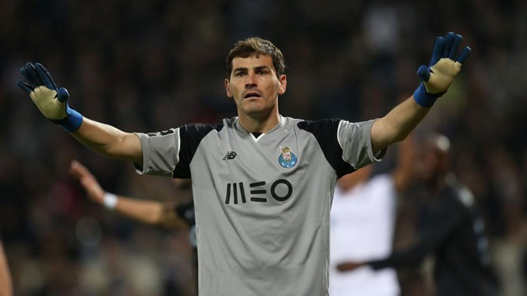 Casillas: «Quando somos favoritos temos mais responsabilidade»