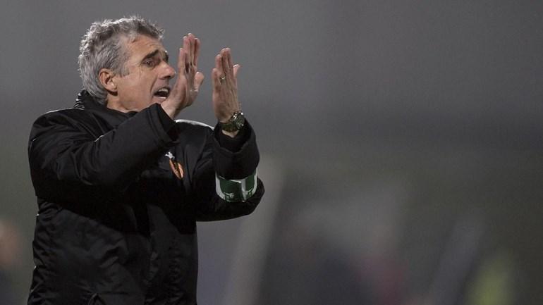 Luís Castro quer levar pontos de Alvalade