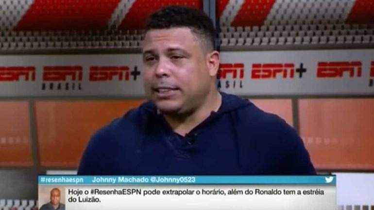 Barcelona não deve gostar nada desta 'acusação' de Ronaldo...