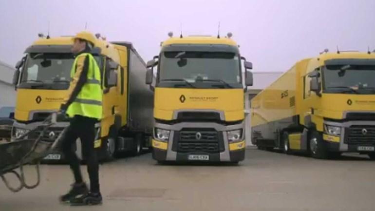 Renault deixa 'escapar' o que pode ser o som do seu carro para 2017