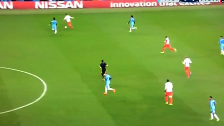 O lance genial de Bernardo Silva que encantou Manchester