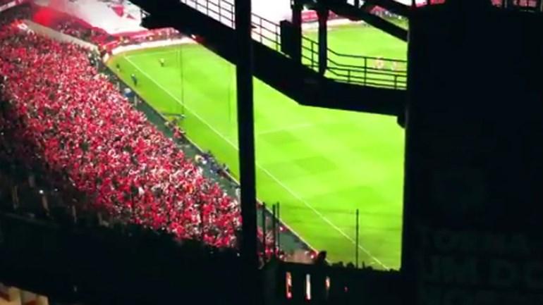 Benfica dá voz aos adeptos em vídeo emocionante